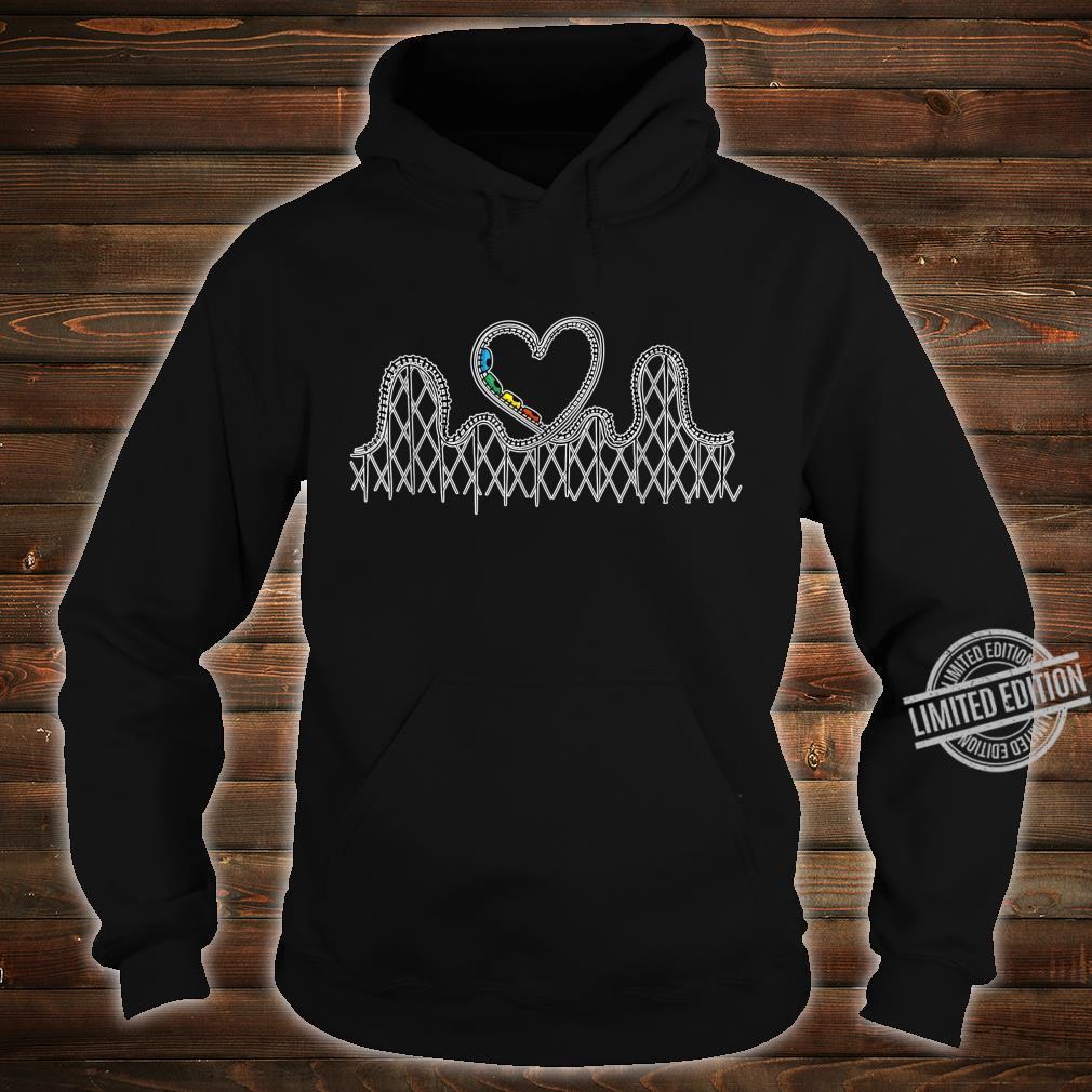 Achterbahn Liebesgeschenke Achterbahn Aufregende Shirt hoodie
