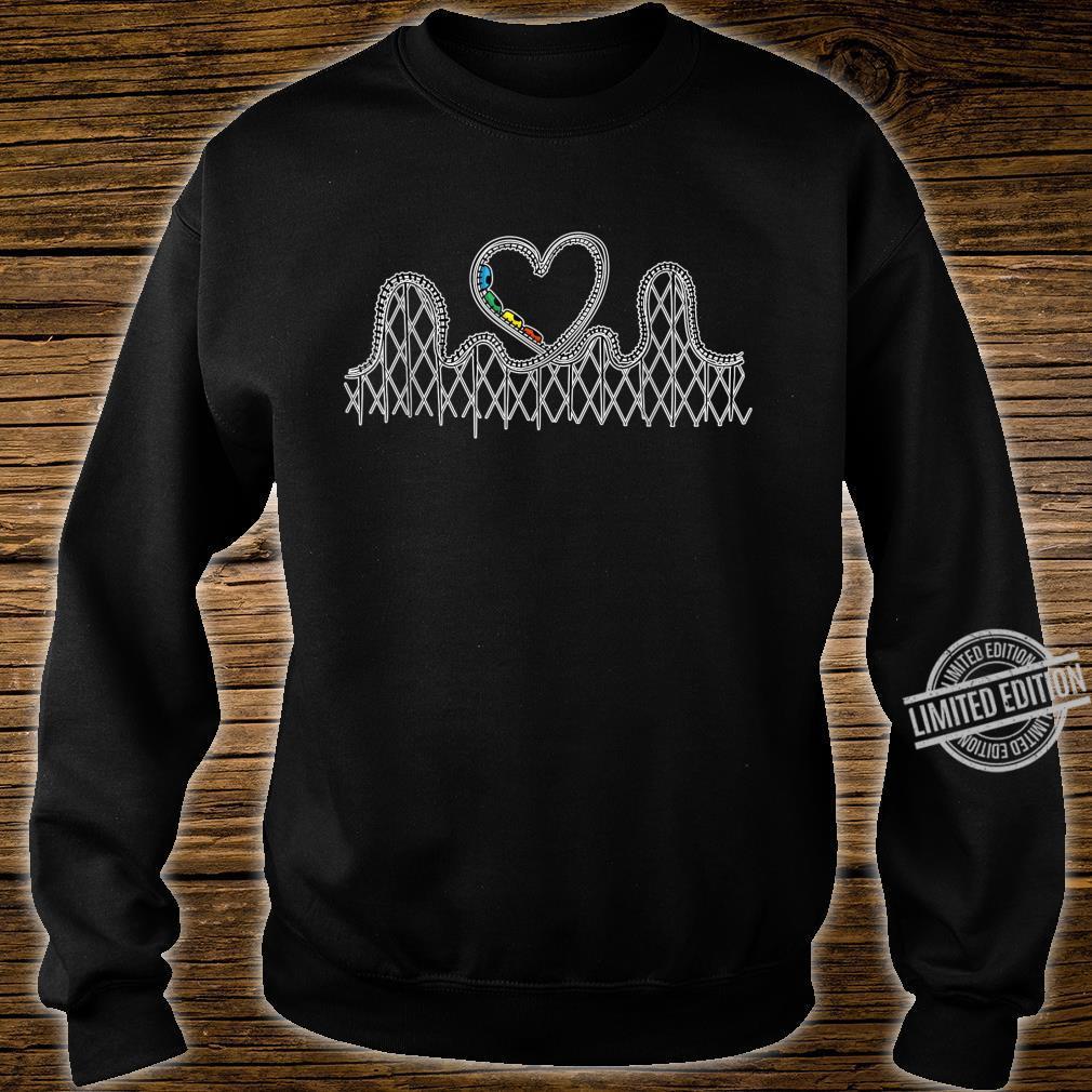 Achterbahn Liebesgeschenke Achterbahn Aufregende Shirt sweater