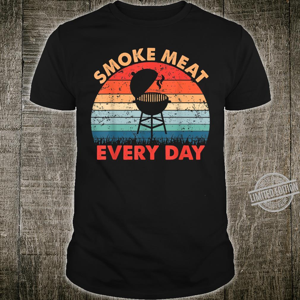 Barbecue Smoker & Grilling Costume Griller Daddy Shirt
