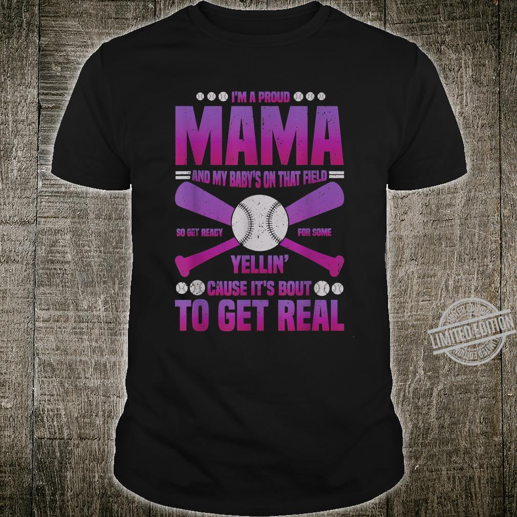 Baseball Mama Mom Life Baseball Tee Softball Teeball Mom Shirt