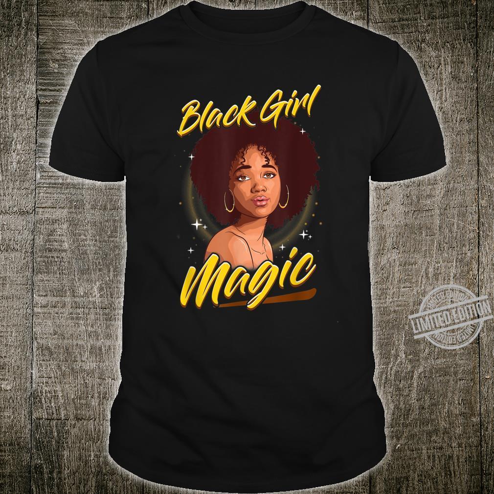 Black History Black Girl Magic Shirt