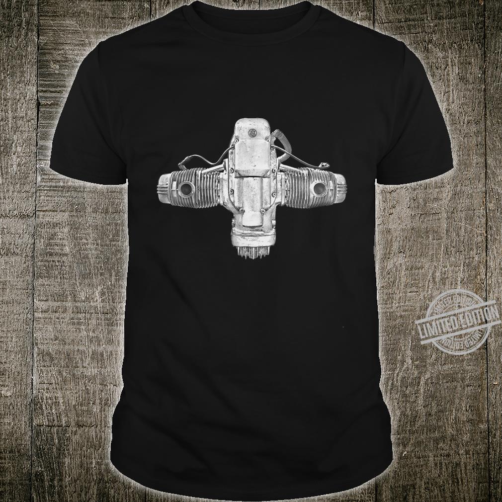 Boxer Motor Shirt
