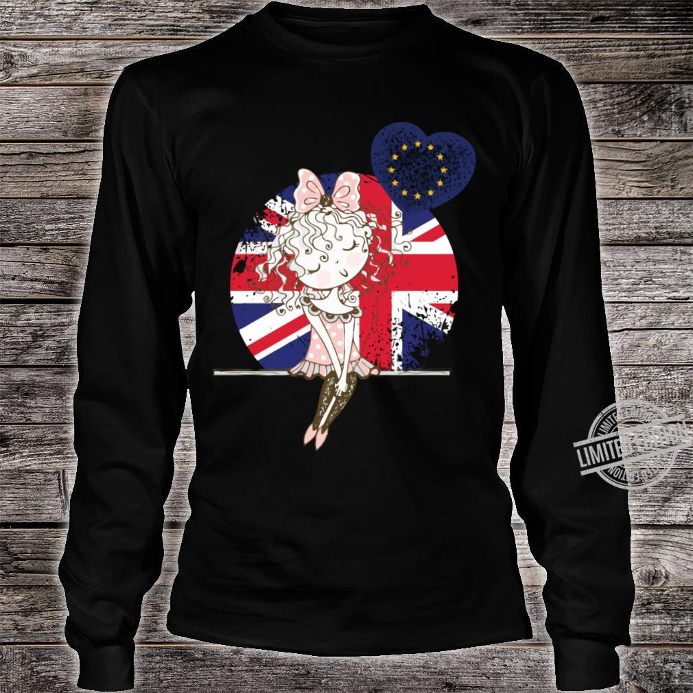 Brexit Shirt long sleeved