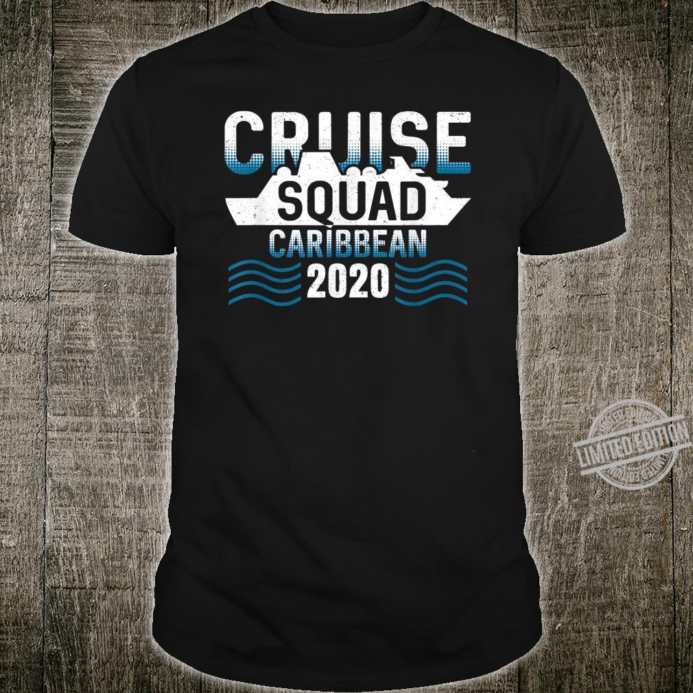 Caribbean 2020 Vacation Cruise Shirt