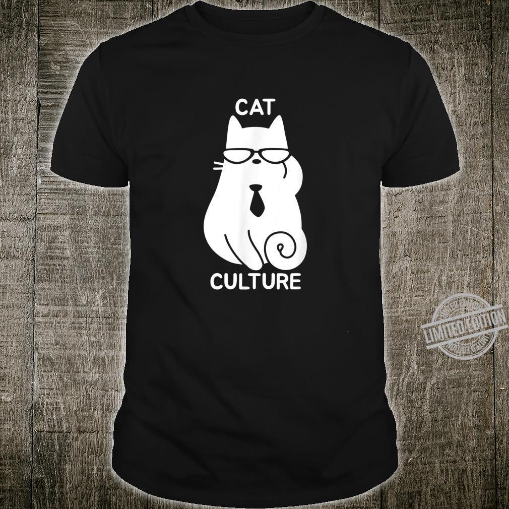 Cat Culture Shirt