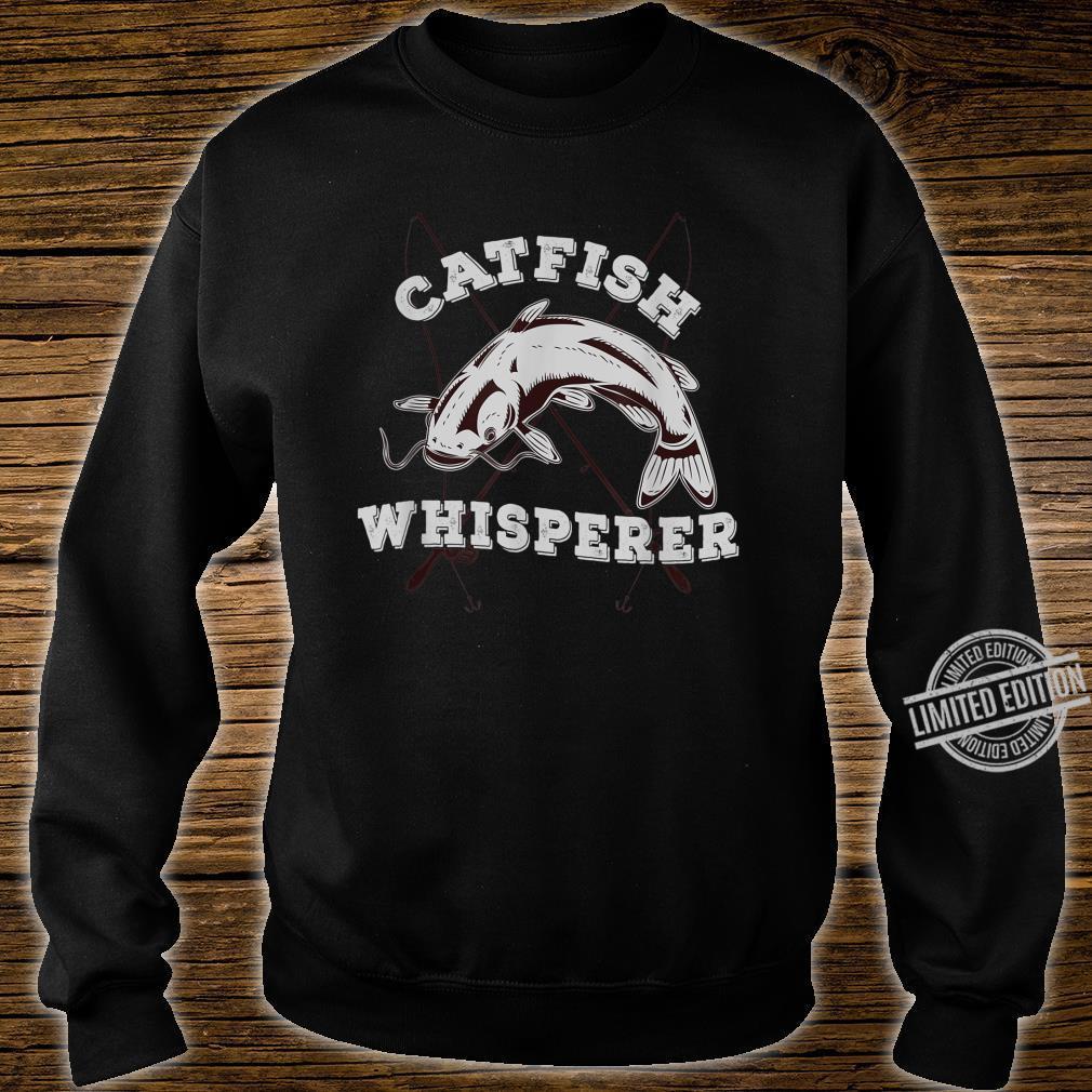 Catfish Whisperer Fisherman Catfishing Freshwater Fishing Shirt sweater
