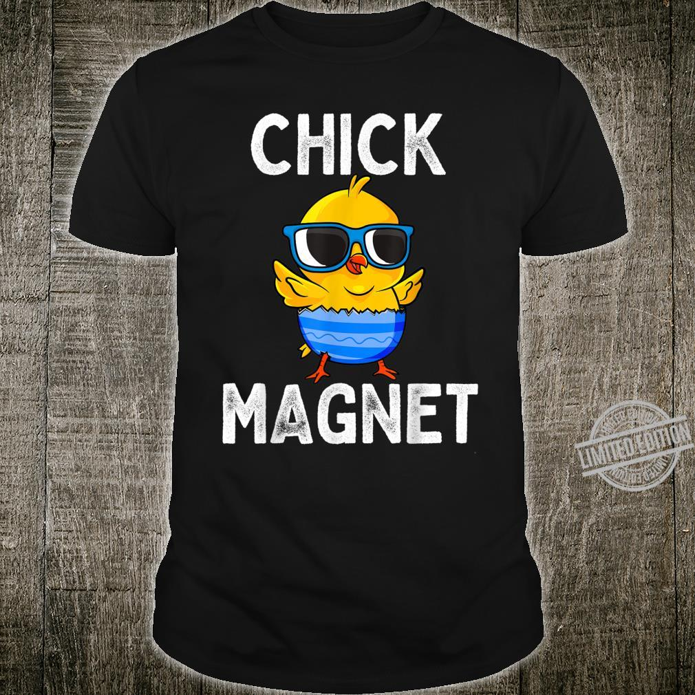 Chick Magnet Easter Cute Baby Chicken Boys Shirt