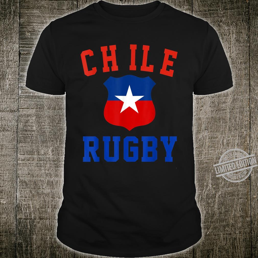 Chile Rugby Shirt