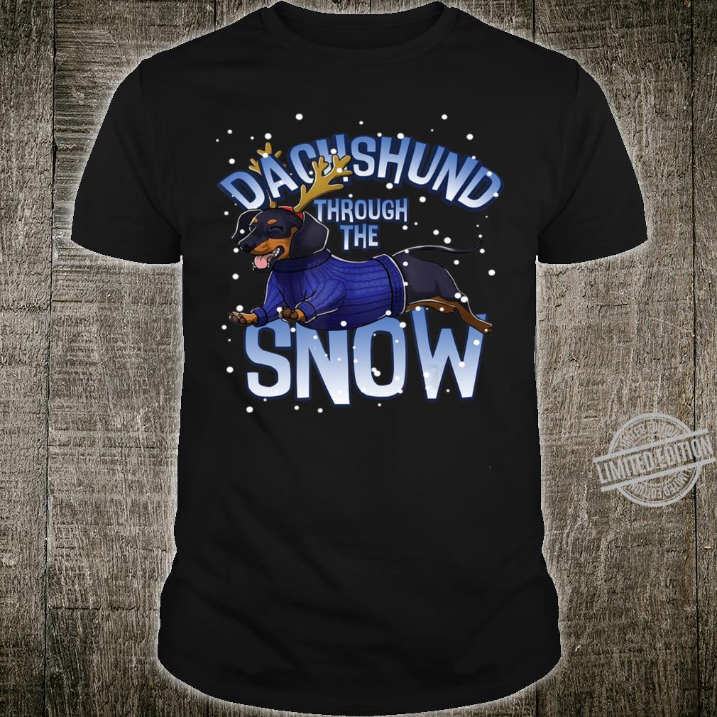 Dachshund Crewneck Shirt