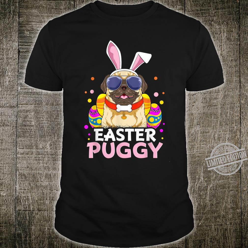 Easter Puggy Dog Shirt