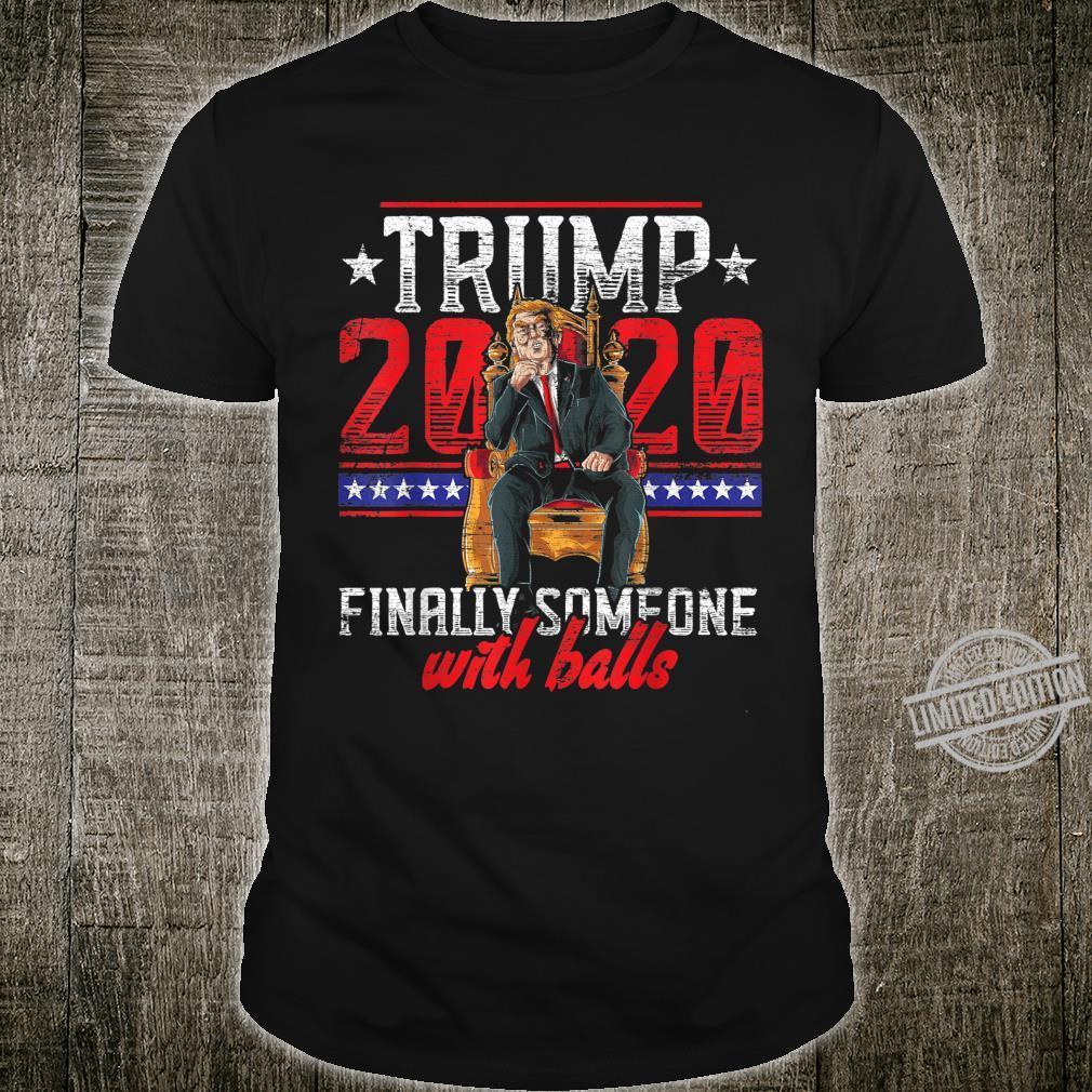 Elections 2020 ReElect Donald Trump Shirt