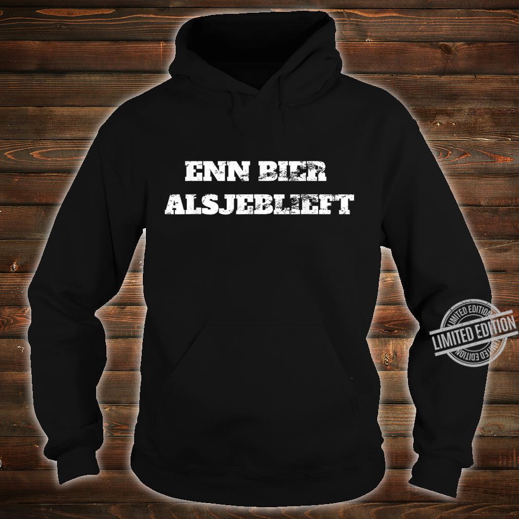 Enn bier,alsjeblieft one beer please in dutch Retro Vacation Shirt hoodie