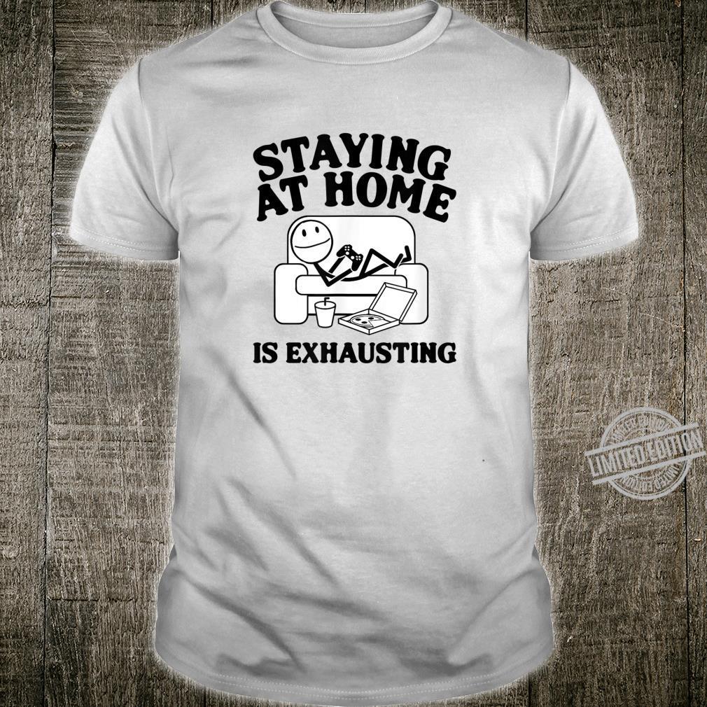 Erschöpft Shirt