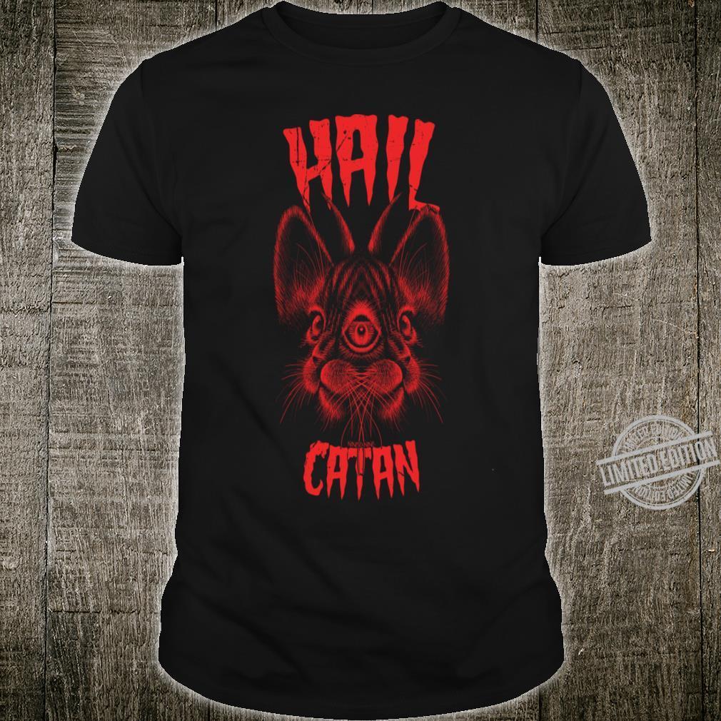 Evil Cat Shirt