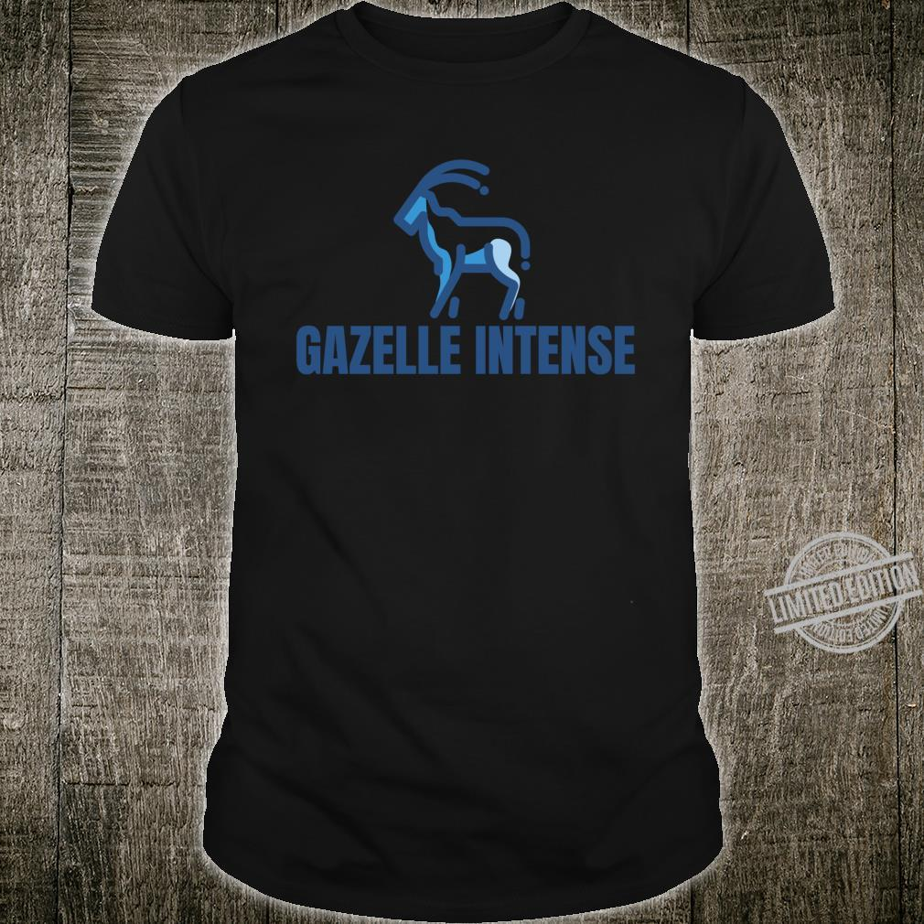 Gazelle Intense Debt Free Shirt