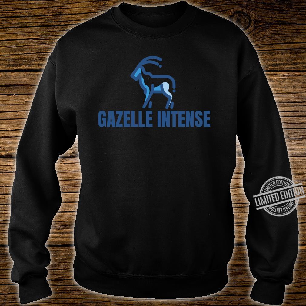 Gazelle Intense Debt Free Shirt sweater