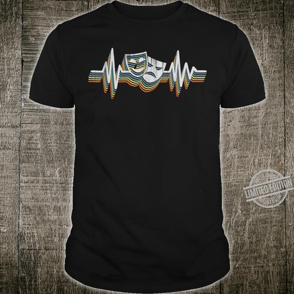 Heartbeat Theatre Broadway Acting Actor Actress Shirt