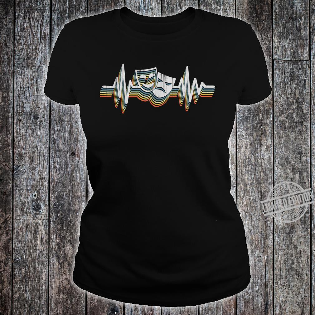 Heartbeat Theatre Broadway Acting Actor Actress Shirt ladies tee