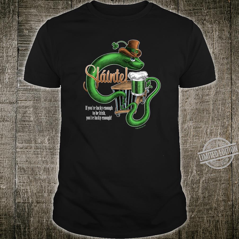 Irish Toast Shirt