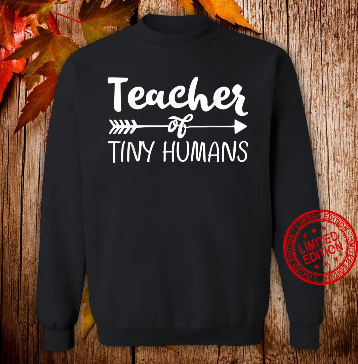 Kindergarten Preschool Teacher for 1st Day Shirt sweater