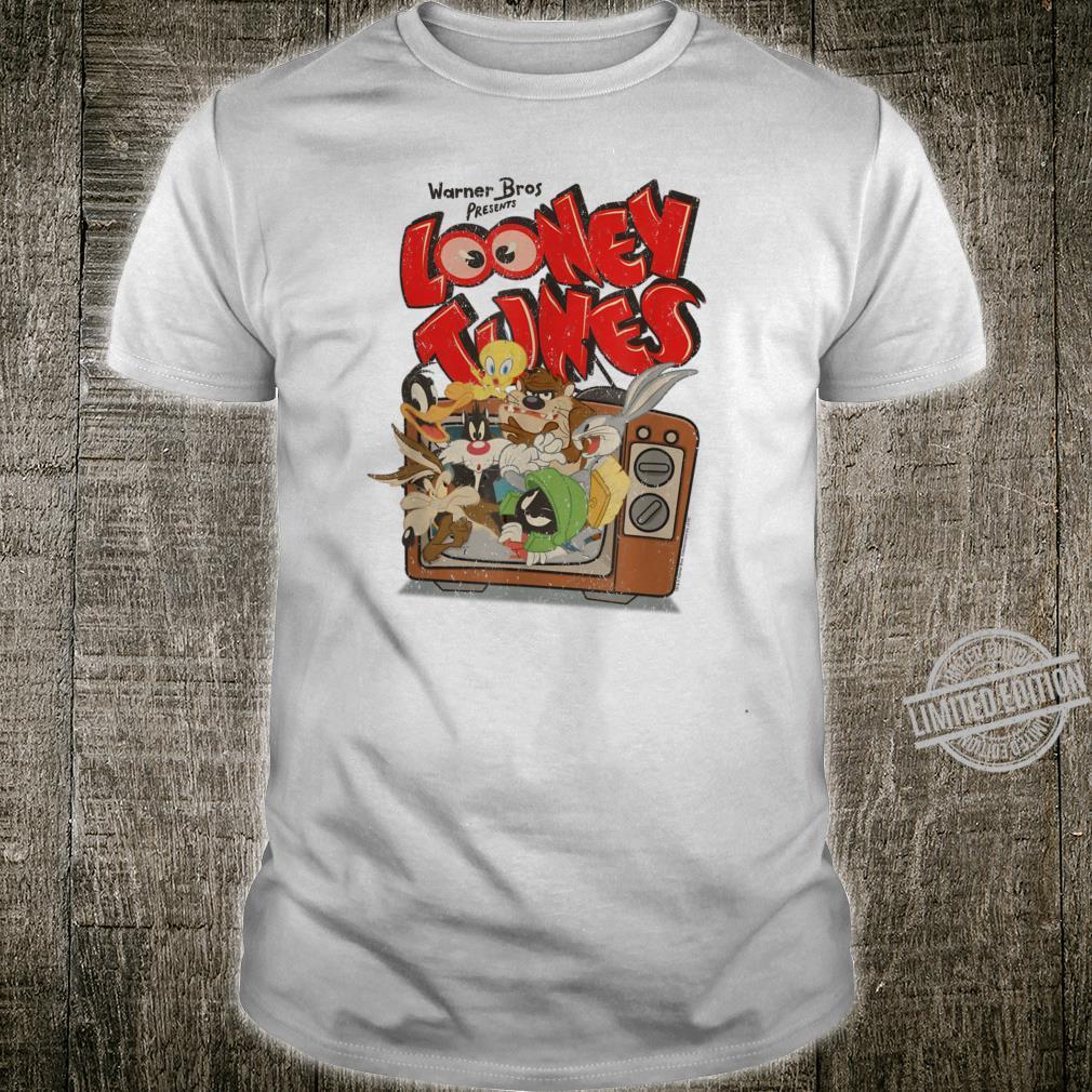 Looney Tunes Saturday Mornings Shirt