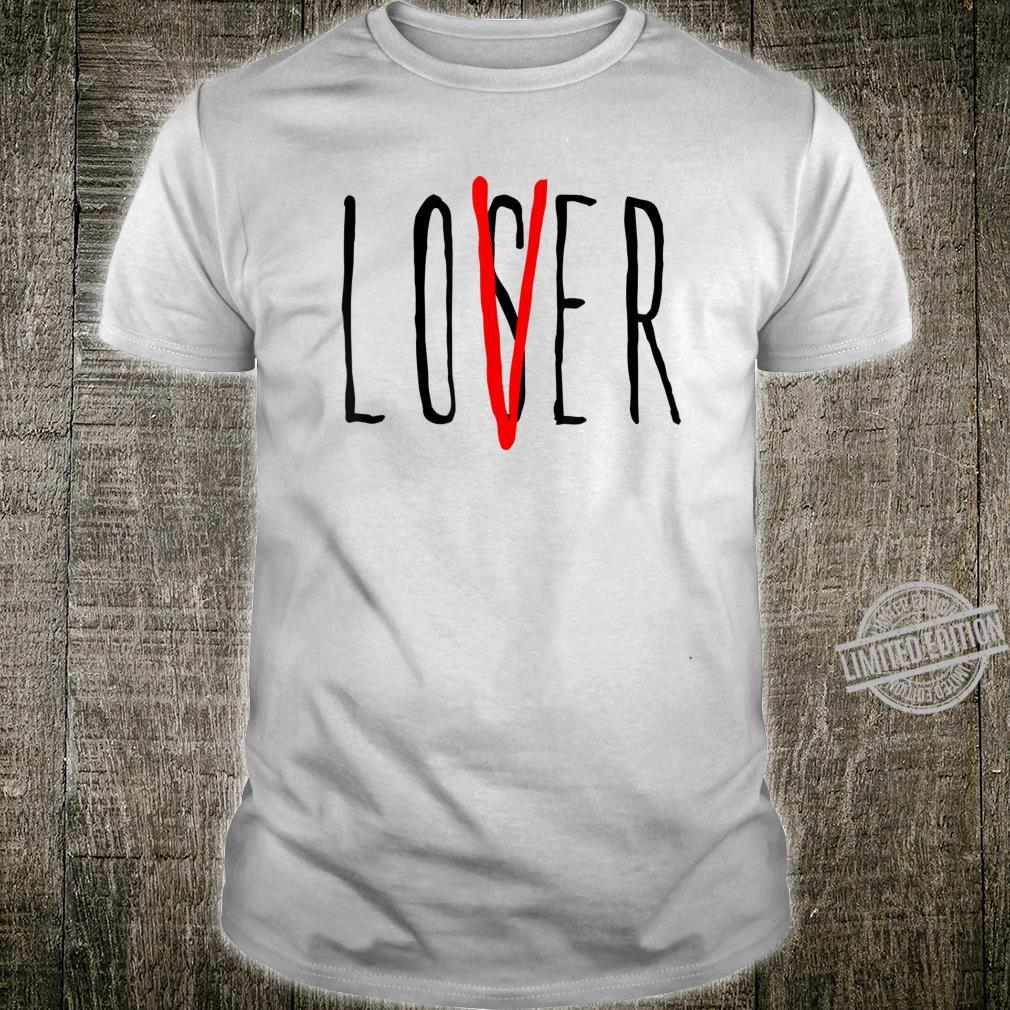 Loser Shirt White Children Club Shirt