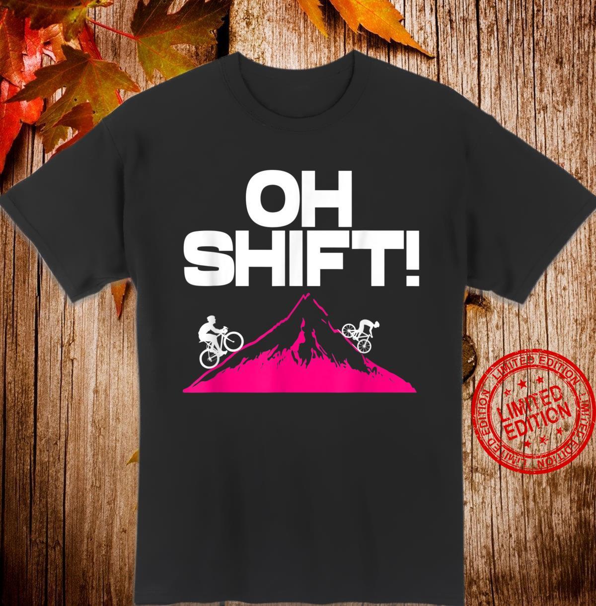 Mountain Biking Cycling Cyclist Shirt