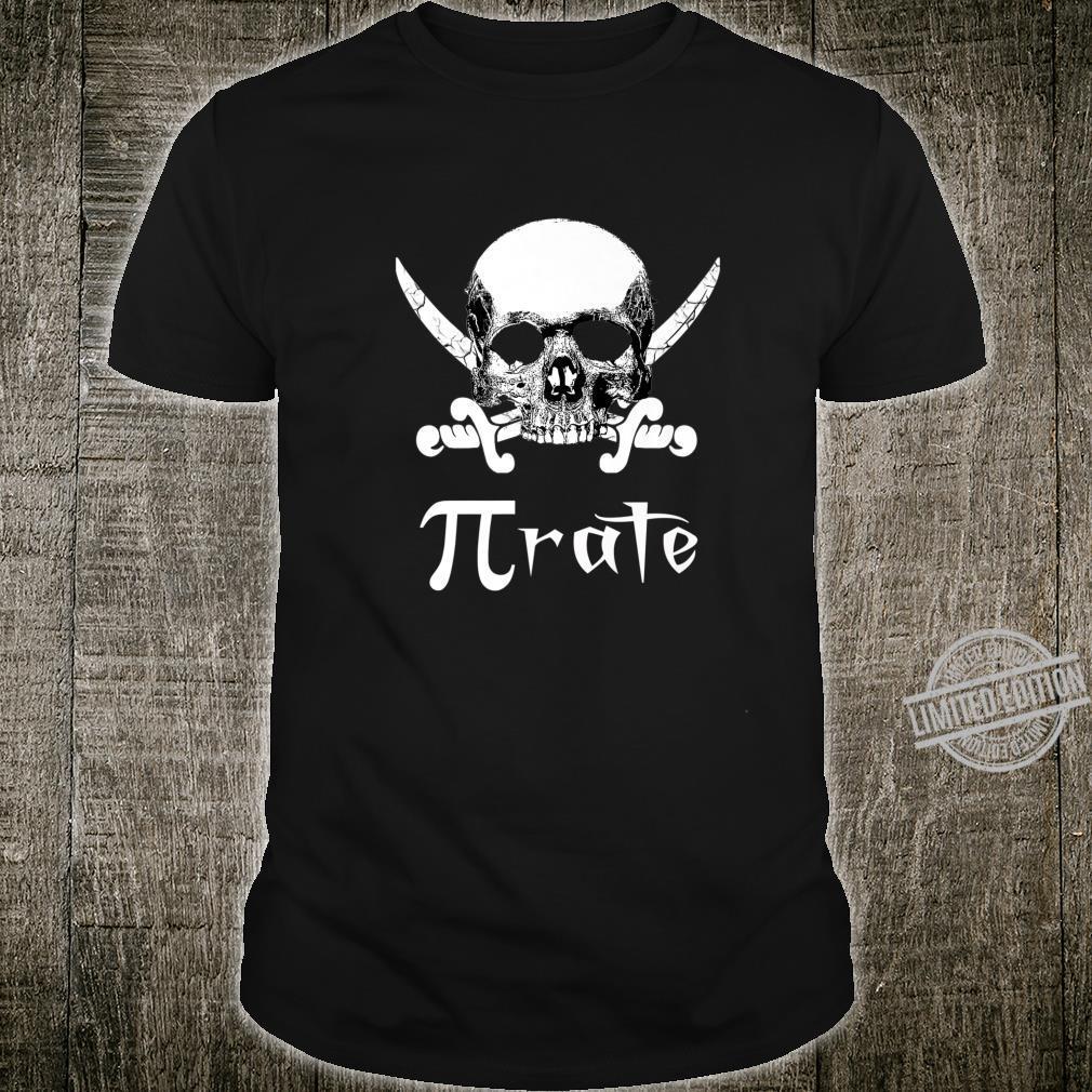 PI PI YOUTH Pirate for teachers Shirt