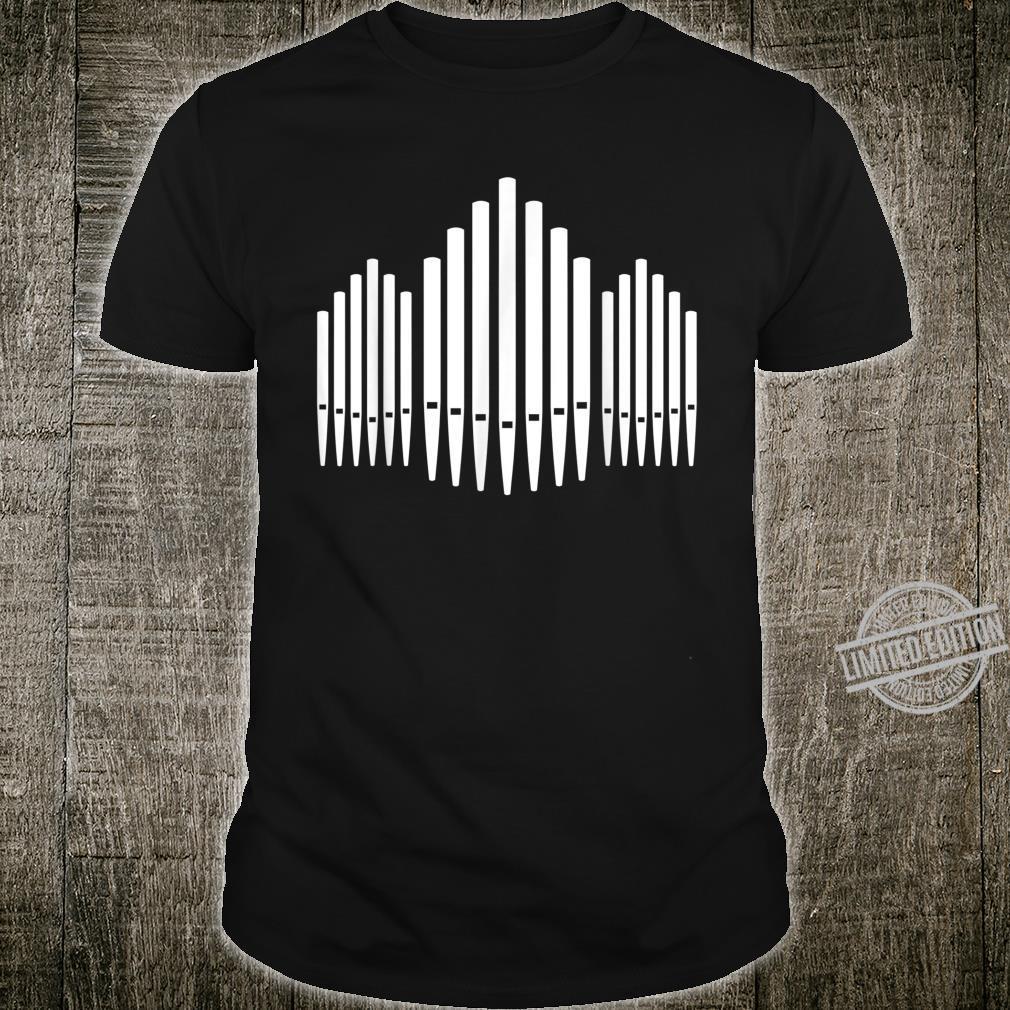 Pipe Organ Shirt