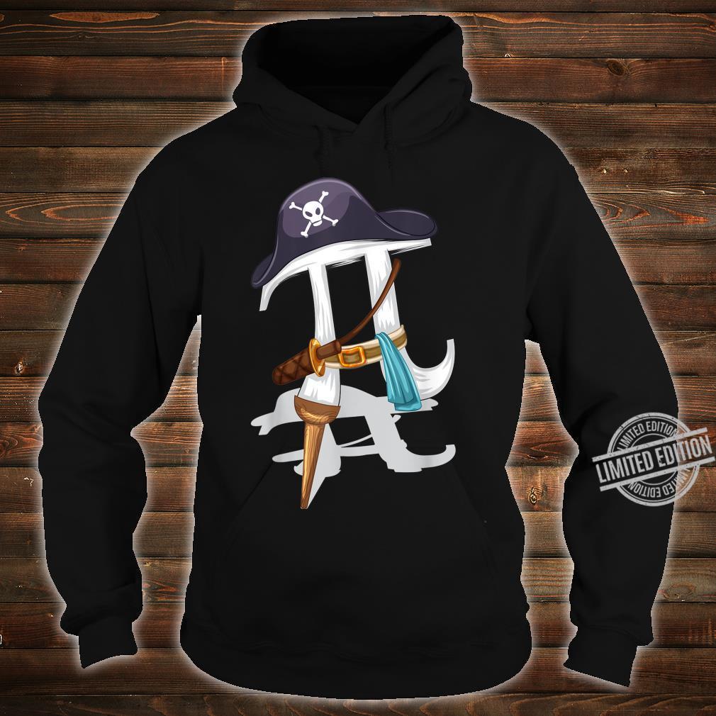 Pirate Pi Cute Pie Math Wizards Shirt hoodie