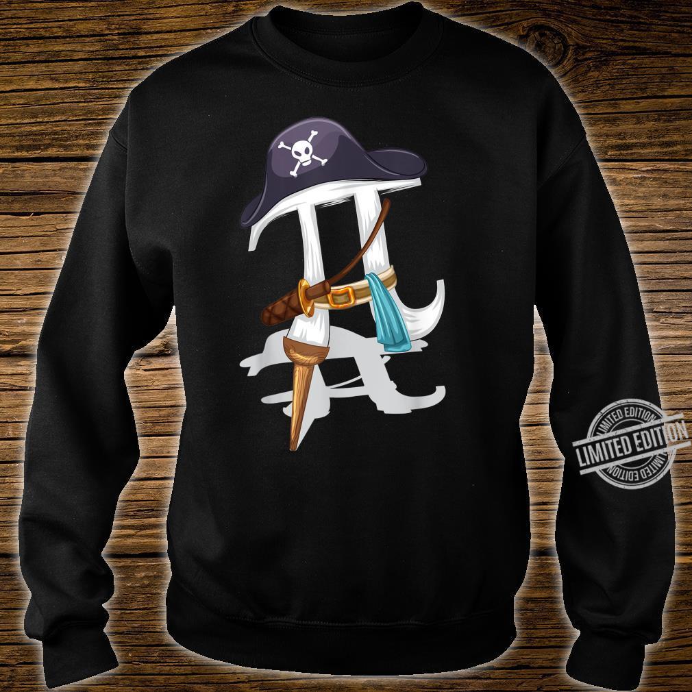 Pirate Pi Cute Pie Math Wizards Shirt sweater