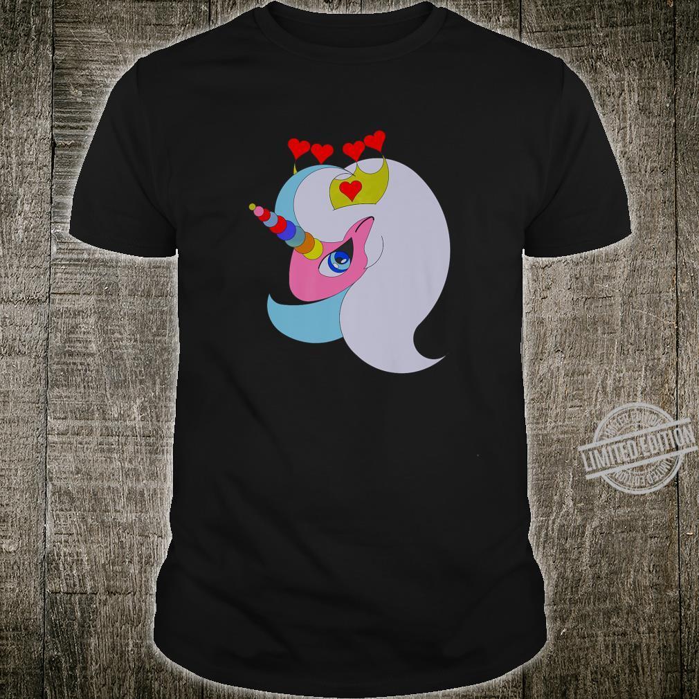Princess Yazzzi Unicorn Shirt