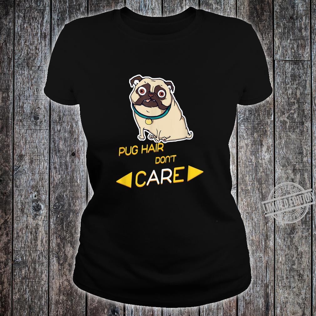 Pug Shirt Best Pug Dad Ever Shirt ladies tee