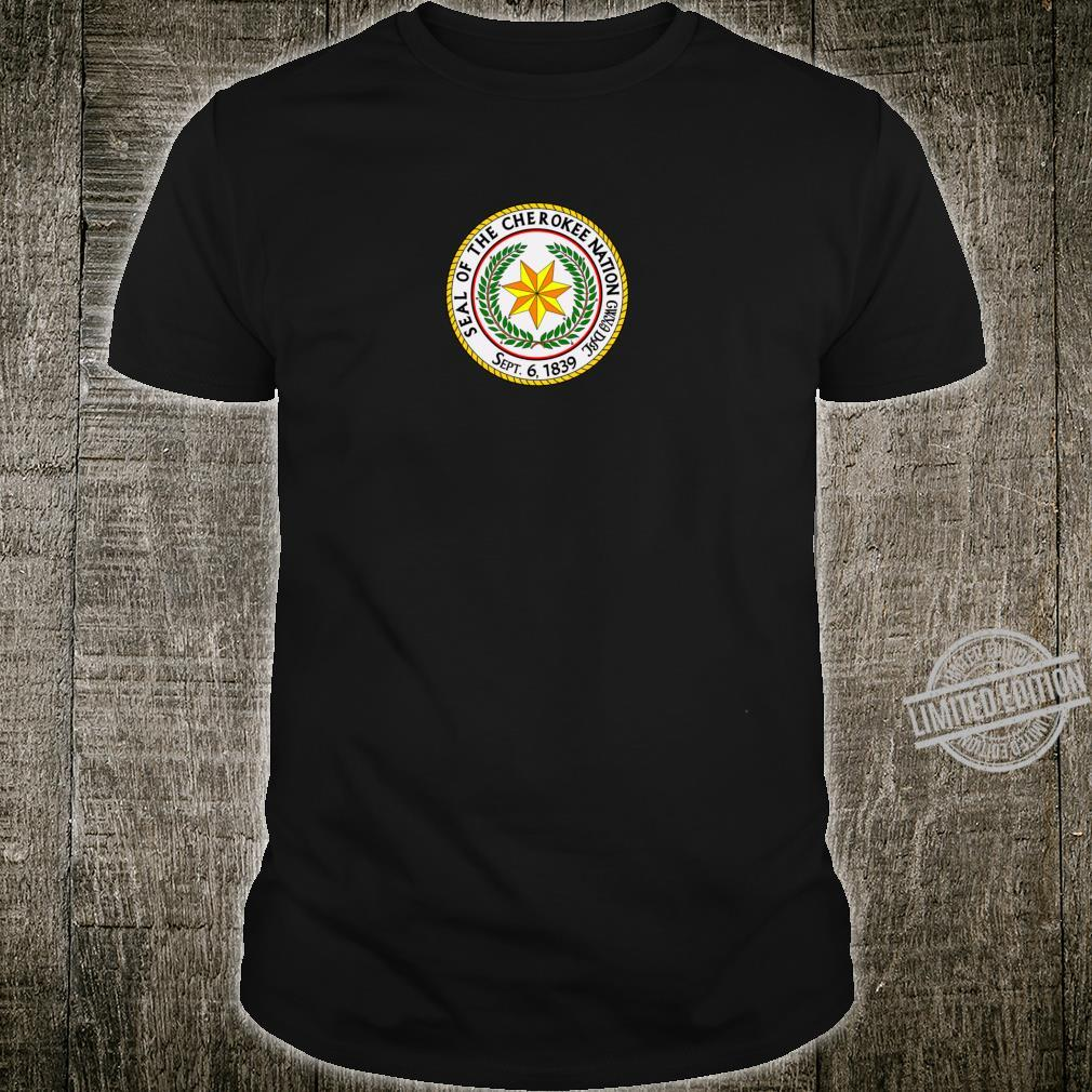 Seal of the Cherokee Nation Shirt