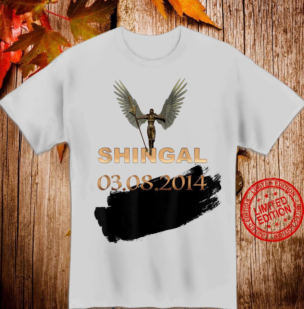 Shingal 03.08.2014 Shirt
