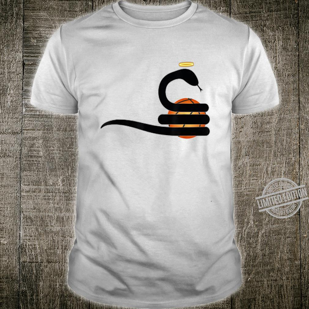 SnakeMamba Basketball Design Shirt