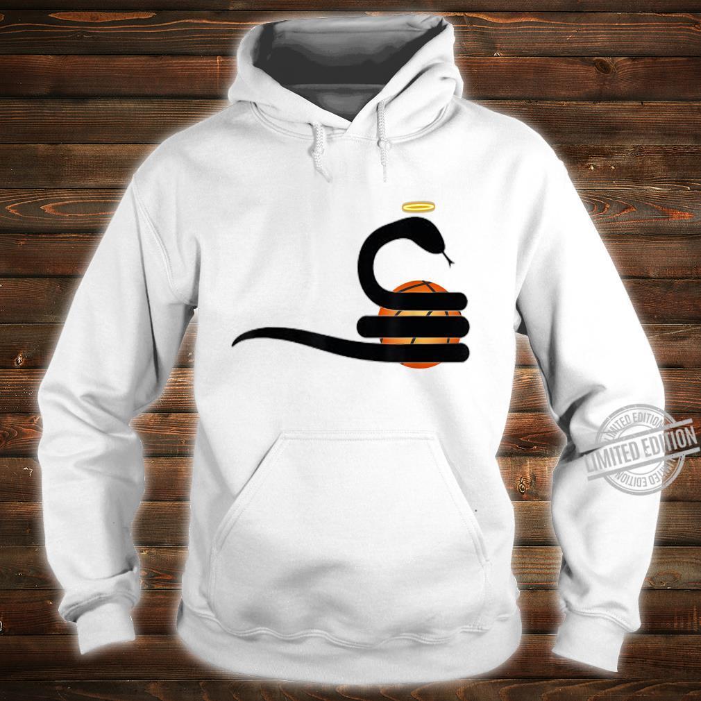 SnakeMamba Basketball Design Shirt hoodie