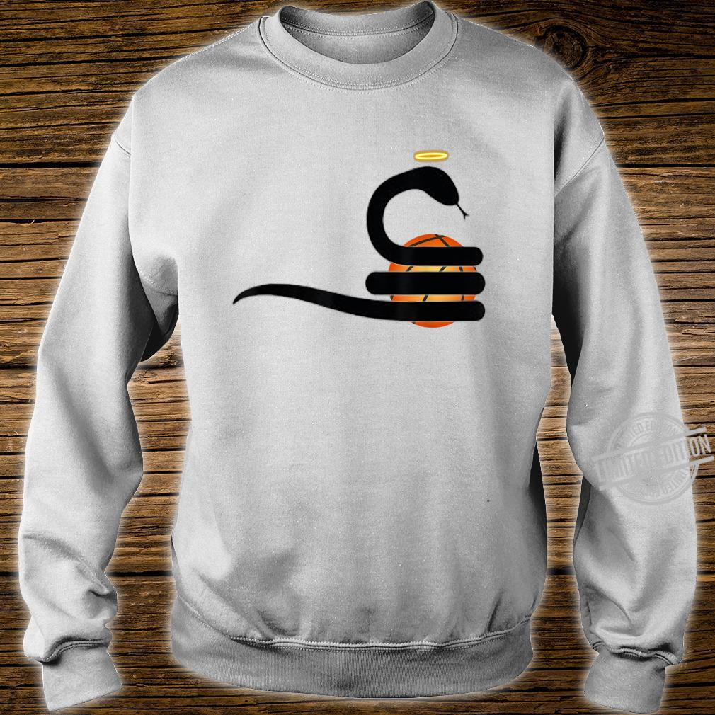 SnakeMamba Basketball Design Shirt sweater