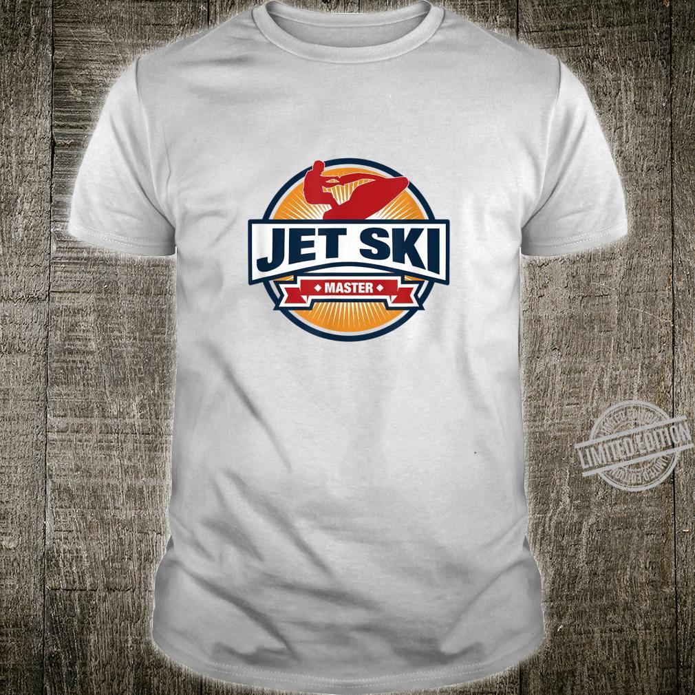 Stand Up Jet Ski Master 2stroke and Shirt