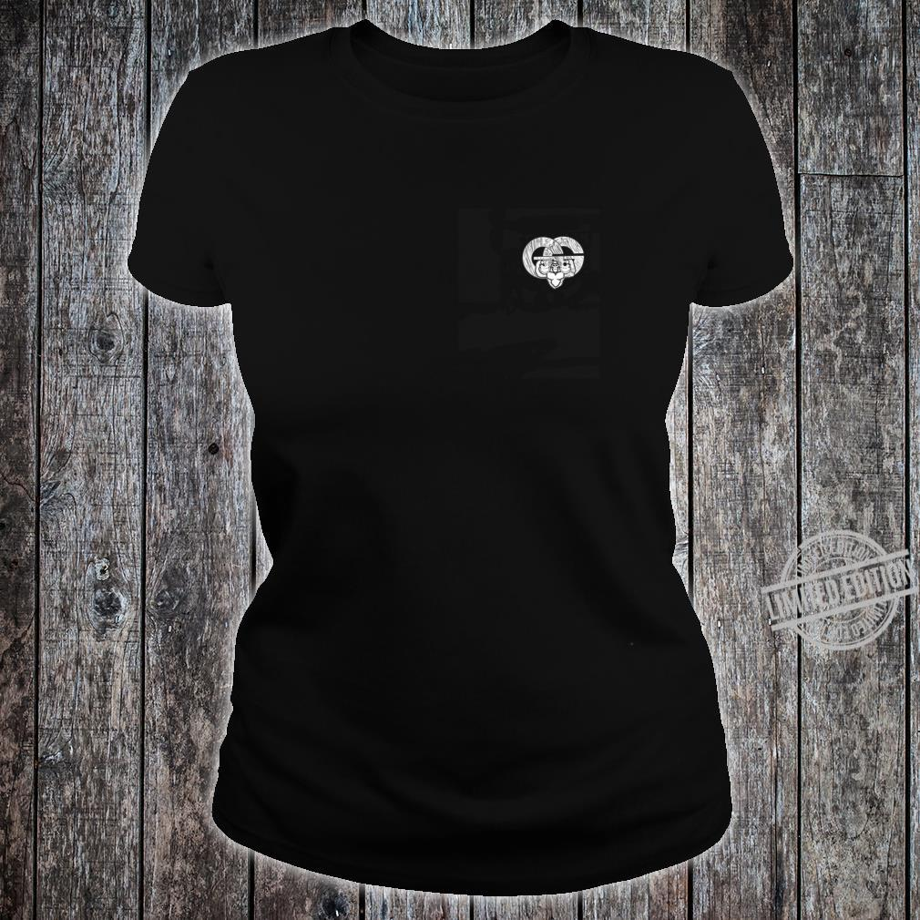 Two divers exiting the water Shirt ladies tee