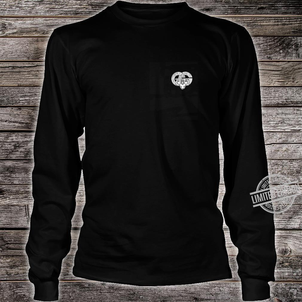 Two divers exiting the water Shirt long sleeved