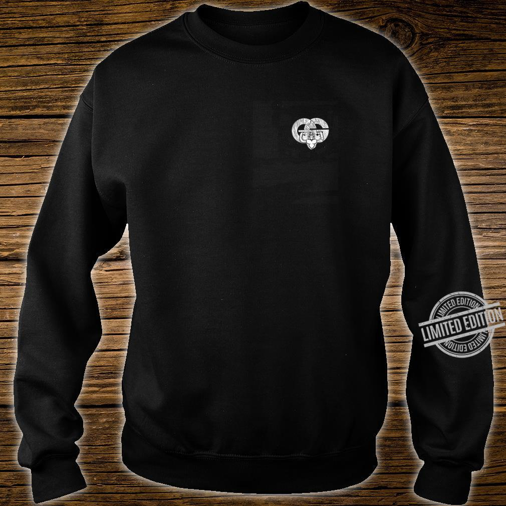 Two divers exiting the water Shirt sweater