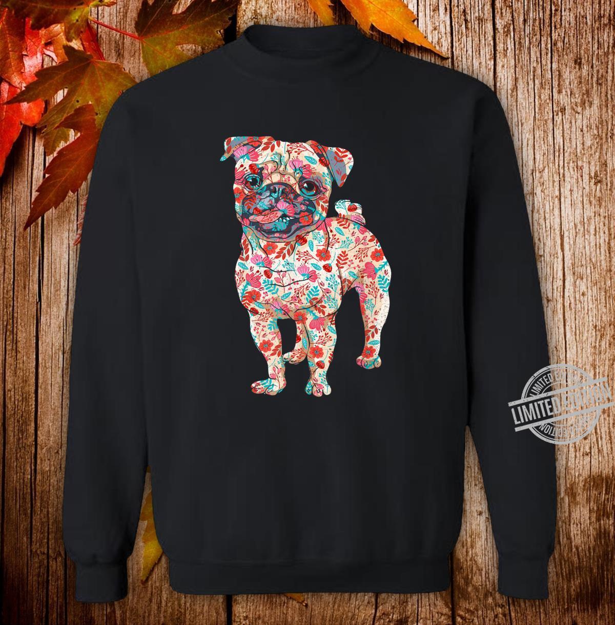 Vintage Mops Shirt sweater