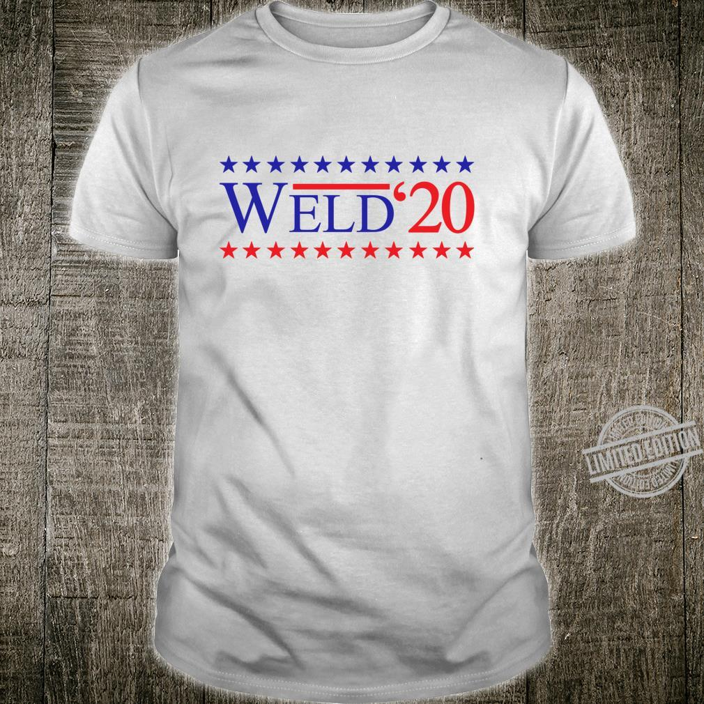 Weld Vintage Retro Style Republican Election 2020 Shirt