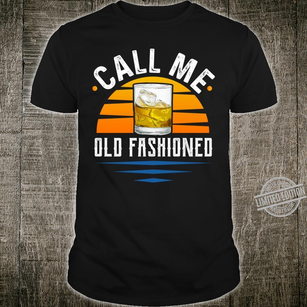 Whiskey Crewneck Shirt