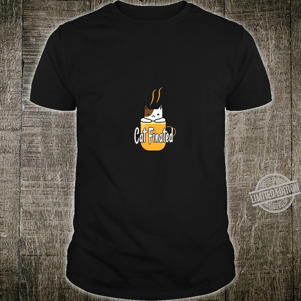 Womens Coffee Cats version 2 for U thanks 4 the mocha Shirt