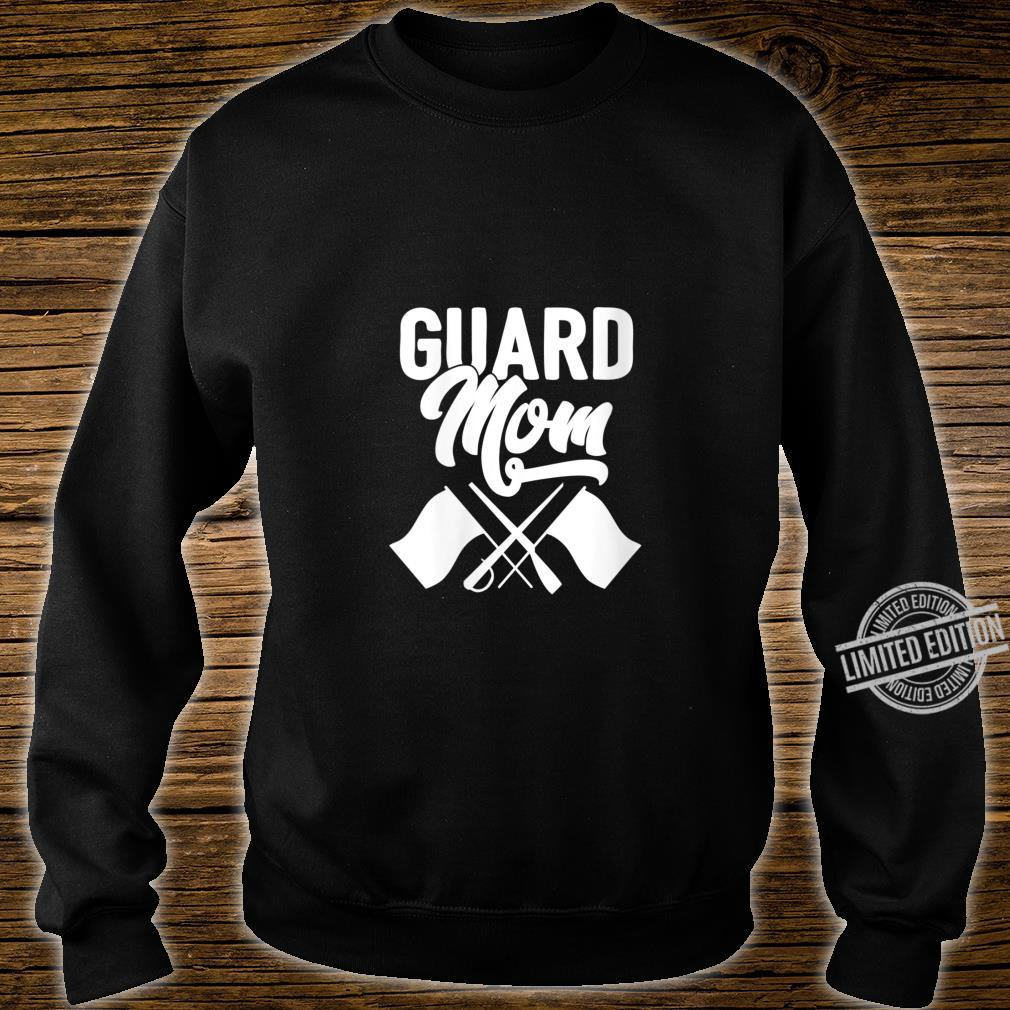 Womens Color Guard Gift Guard Mom Colorguard Mother Shirt sweater