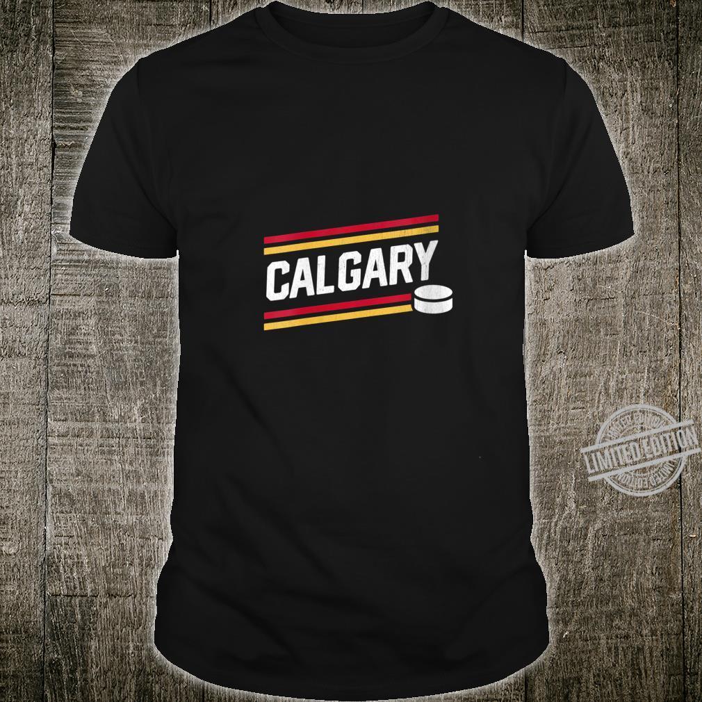 Womens Cool Calgary Hockey Power Play Shirt