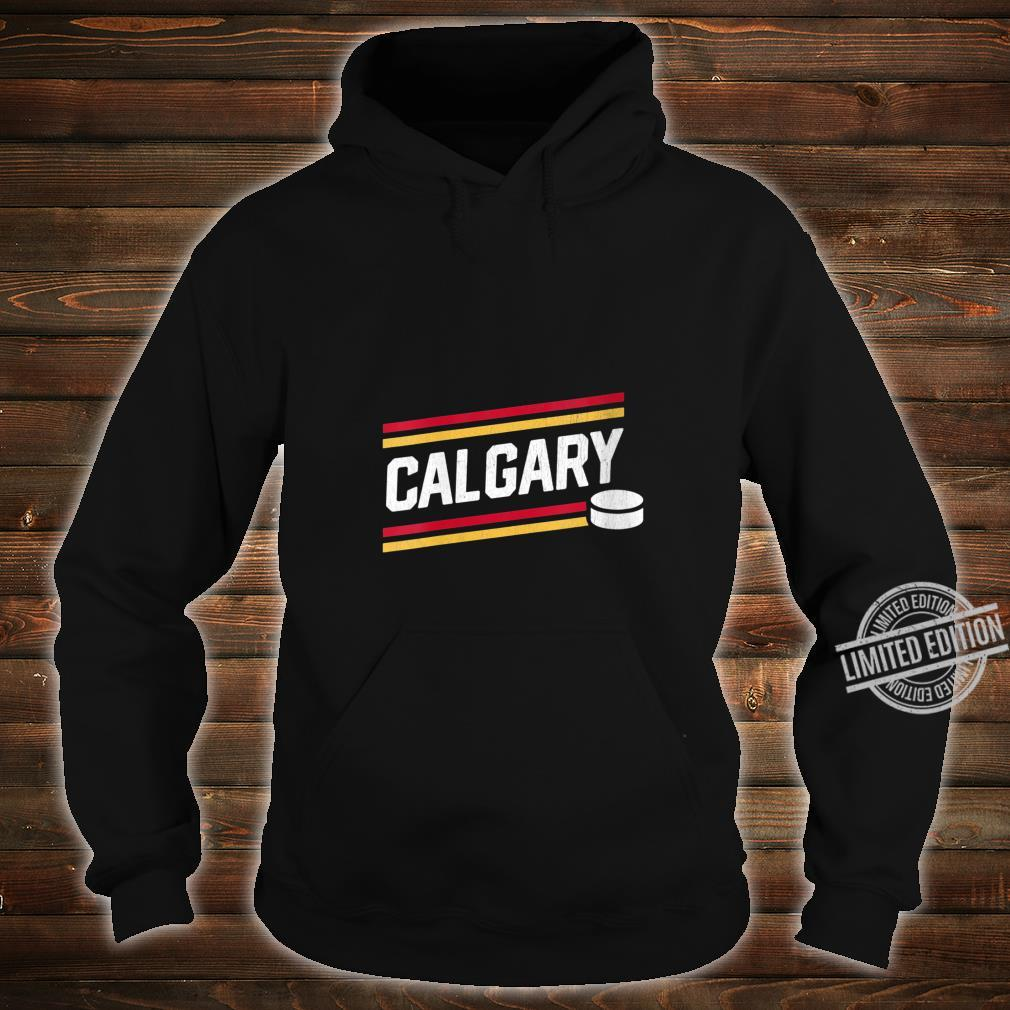 Womens Cool Calgary Hockey Power Play Shirt hoodie